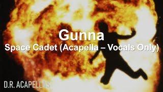 Gunna - Space Cadet (Acapella - Vocals Only) ft. Travis