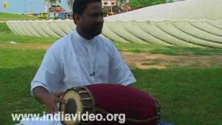 Mridangam Carnatic music India