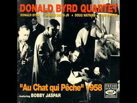 Donald Byrd Trio In Paris   My Funny Valentine