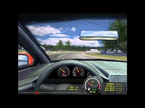 rFactor on Nvidia 7800 GT