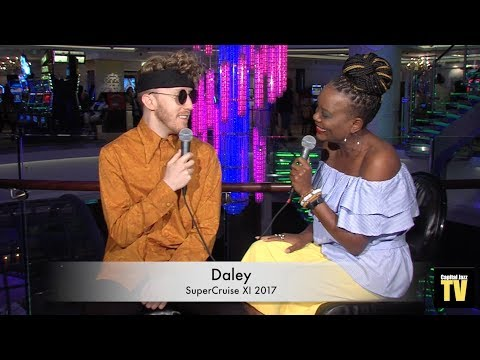 Daley Interview - 2017 SuperCruise