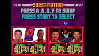 NBA Jam - Tournament Edition - Vizzed.com GamePlay - SNES Tournament Week 5 - User video