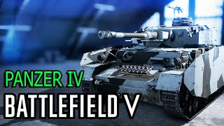 Battlefield V Panzer IV specialization & new Game play thumbnail