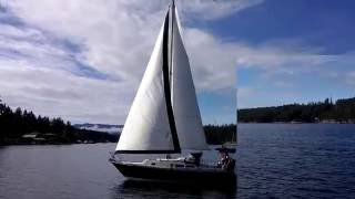 Race Day GBSC Pender Harbour