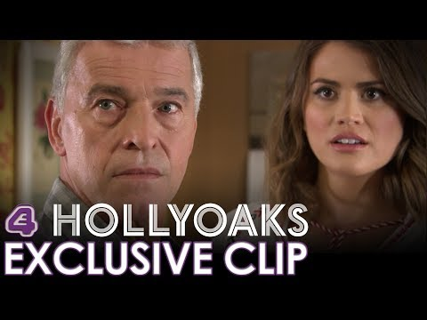 E4 Hollyoaks Exclusive Clip: Friday 27th October