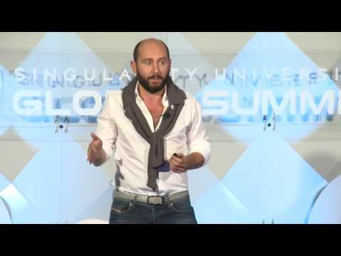 Future Of Our Biology | Riccardo Sabatini | Singularity University Global Summit