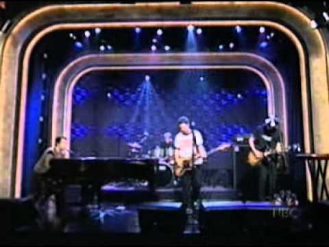 Ben Folds - Not The Same (Live - Conan, 2001)