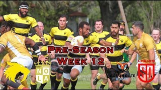 MLR Pre-Season Week 12 News and Notes: NOLA Draws Houston, RUNY thumps Mystic | The Hook 37