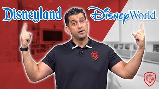 Why Disney World is Open but Disneyland is Closed - COVID Aftermath