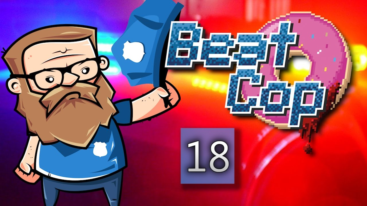 """BEAT COP – 18 """"Znowu Wulgaryzmy!"""""""