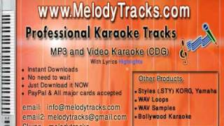 Aaj is darja pila do - Rafi KarAoke - www.MelodyTracks.com