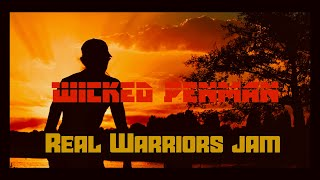Wicked Penman - Real Warriors JAM (Official) Music Video Written Mirror