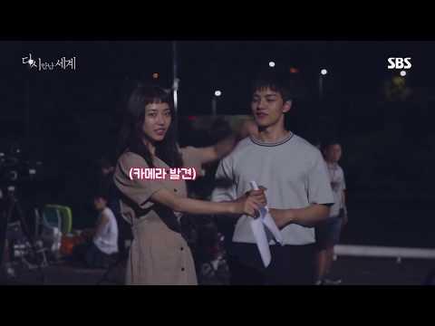 Behind The Scenes REUNITED WORLDS - Final Interviews With Yeo Jingoo & Lee Yeon Hee