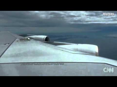 Last Message Of Qantas Pilot to Passengers