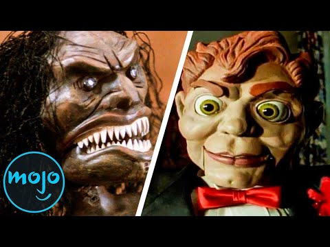 Top 10 Most Evil TV Dolls EVER