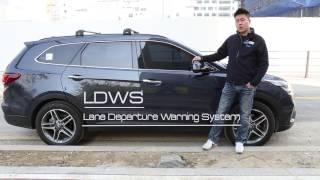 [G-scan] Hyundai LDWS System Explained