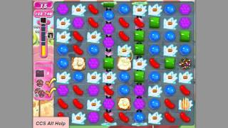 Candy Crush Saga level 870 NO BOOSTERS
