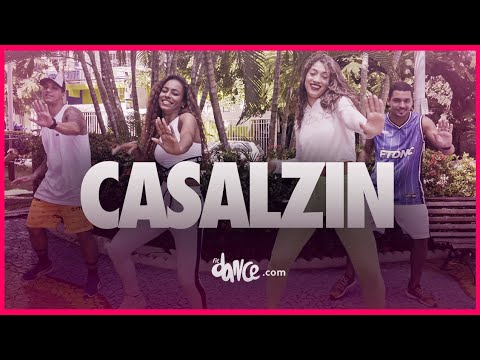 Casalzin - Jerry Smith  FitDance TV Coreografia
