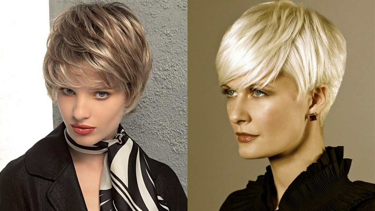 5 Hairstyles: 13 Cute Short Hairstyles With Bangs
