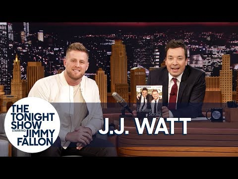 Jimmy Reveals J.J. Watt Is Sports Illustrated