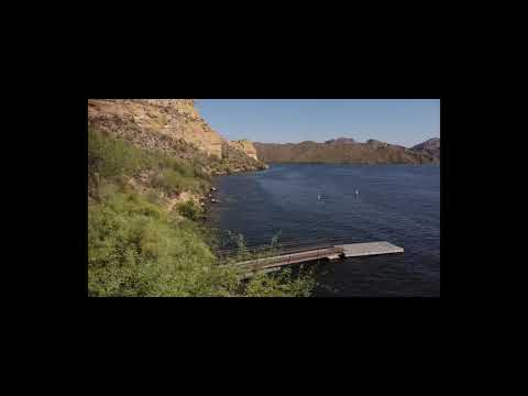DJI Saguaro Lake Arizona