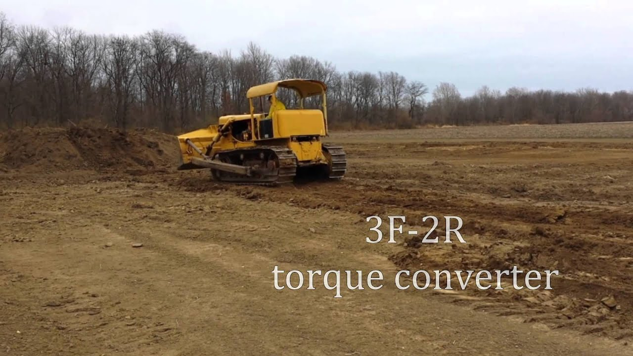 Allis Chalmers HD16 dozer for sale by Donald Powers