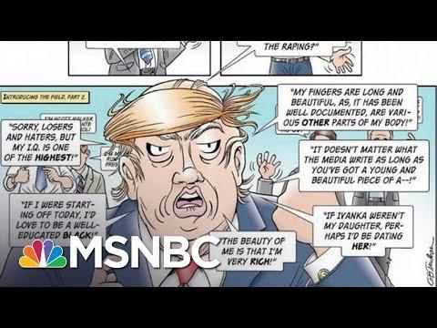 Doonesbury's Garry Trudeau Saw Donald Trump Coming | Rachel Maddow | MSNBC