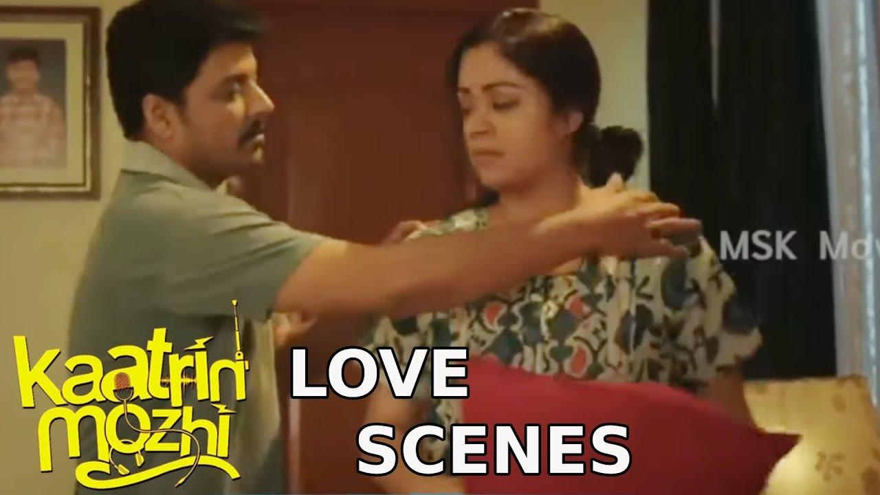 Kaatrin Mozhi Love Scenes   Jyotika, Radha Mohan, Lakshmi Manchu, Vidaarth    MSK Movies