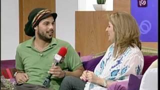 الكوميديان محمد اللحام يأخذ نكت من دنيا يا دنيا | Ro'ya