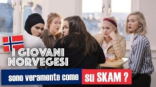 SKAM e i giovani norvegesi. Sono proprio così? || IaraHeide