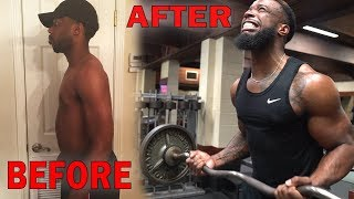 How I Got Bigger Arms! Bicep And Tricep Transformation | Workout Tips And Tricks