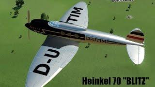 Transport Fever - Heinkel He 70 (Mod)