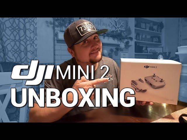 DJI Mini 2 / UNBOXING!