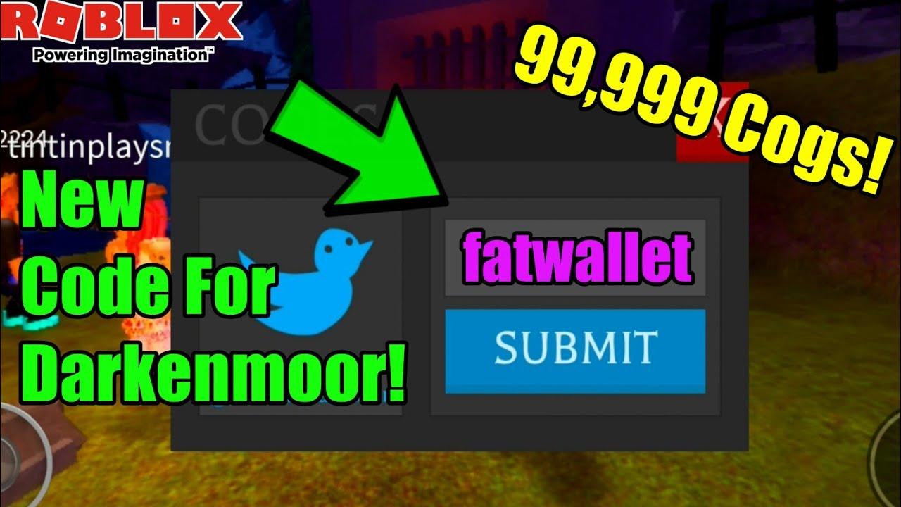 Roblox Darkenmoor Halloween 2020 ROBLOX DARKENMOOR CODES!   YouTube