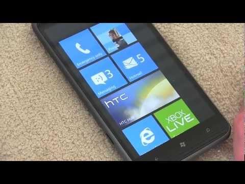 HTC Titan 2 Hands On