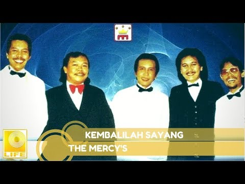 The Mercy's - Kembalilah Sayang (Official Music Audio)