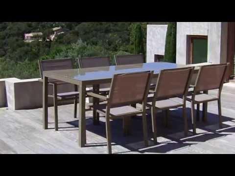 OOGarden - Salon de jardin Faugère - YouTube