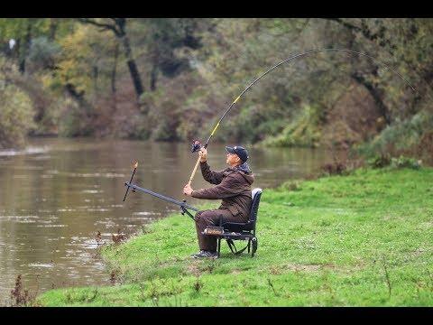 UŽIVO SA VODE - feeder pecanje sa Daretom na Zapadnoj Moravi