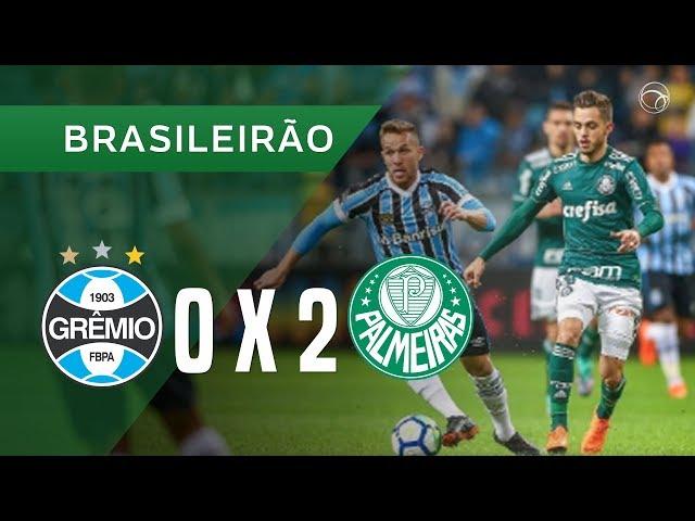 Willian faz dois e Palmeiras vence no reencontro de Roger com o Grêmio -  06 06 2018 - UOL Esporte 1f8ff2ff18730