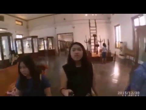 Exploring National Museum of Indonesia