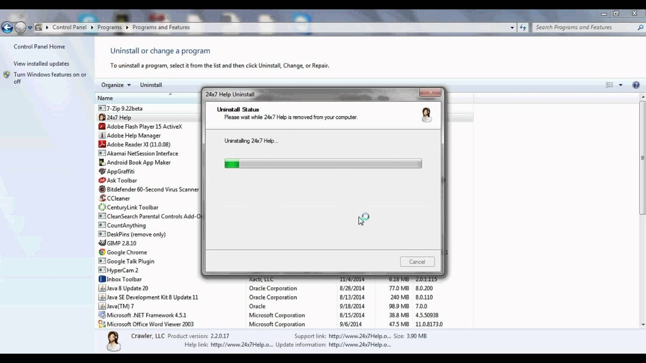 How to Remove Centurylink toolbar and homepage from Google chrome ...