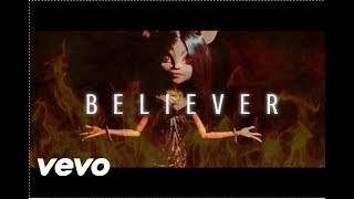 "Imagine Dragons - ""Believer"" ft. Vivi Monster (A MH Stopmotion) Mp3"