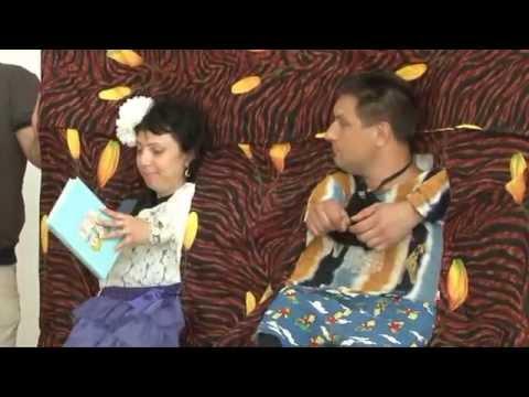 Последний звонок. сюрприз от родителей (школа №40, 2014г) - Лучшие приколы. Самое прикольное смешное видео!