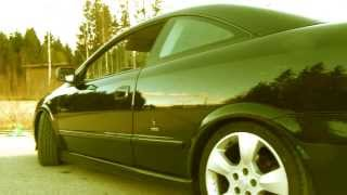 Opel Astra G Coupe Kurz