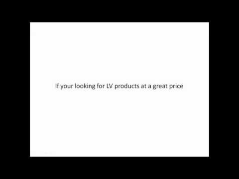 Treasures - Used Louis Vuitton Handbags