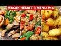 - MASAK HEMAT 3 MENU Part 14 Resep Sup Kimlo, Tumis Tempe Kacang Panjang Dan Resep Olahan Kentang
