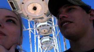 First time on ferris wheel (scared)