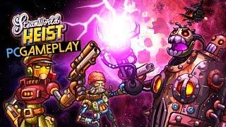 SteamWorld Heist Gameplay (PC HD)