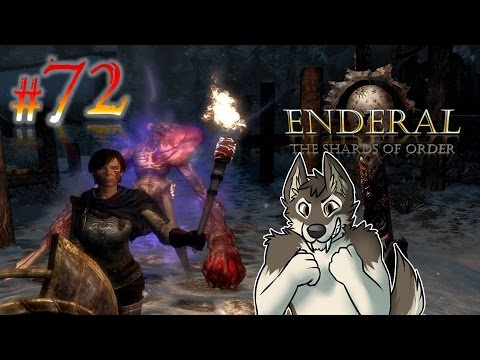 Let's Roleplay Enderal (SKYRIM) || NORTHWIND RETRIBUTION || Enderal Gameplay Part 72