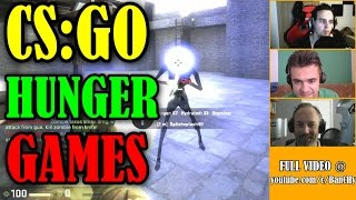 CSGO HUNGER GAMES - 40SplishSplash & Chipsflickan